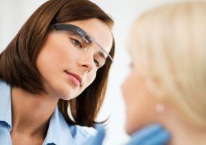 Google Glass Telemedicina