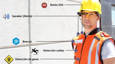 Smart Vest: El chaleco inteligente que reduce los riesgos laborales 4