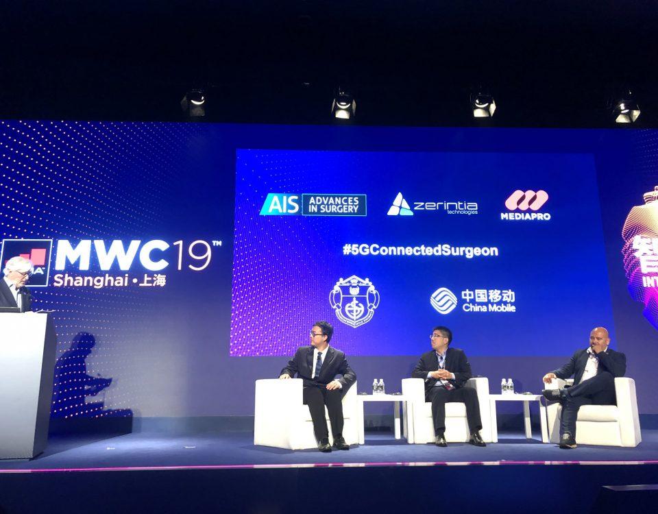 MWC de Shanghái