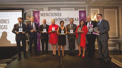 Los ingenieros industriales nos premian con la Mención honorífica a la Pyme Más Innovadora 4