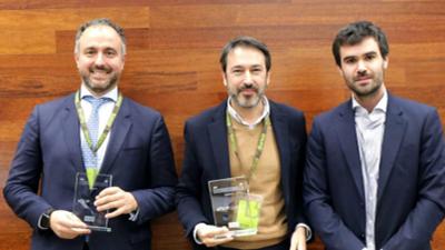 Ganadores del premio COMPRENDEDOR 2019 de la Fundación Empresa y Sociedad 17