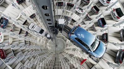 digitalización de la Industria del automóvil