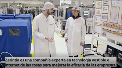 The Connected Employee in Continental's Smart Factory 30