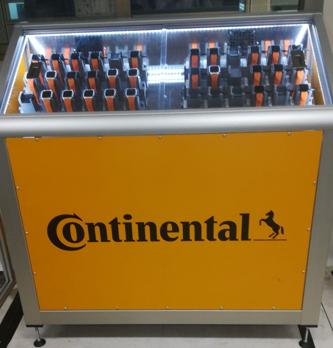 Relojes continental