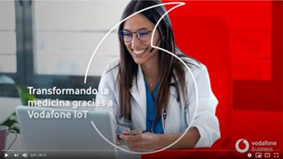 """4HEALTH en: """"Transformando la medicina gracias a Vodafone IoT"""" 4"""
